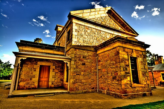 Colonial Justice, Beechworth Courthouse, Beechworth, Victoria