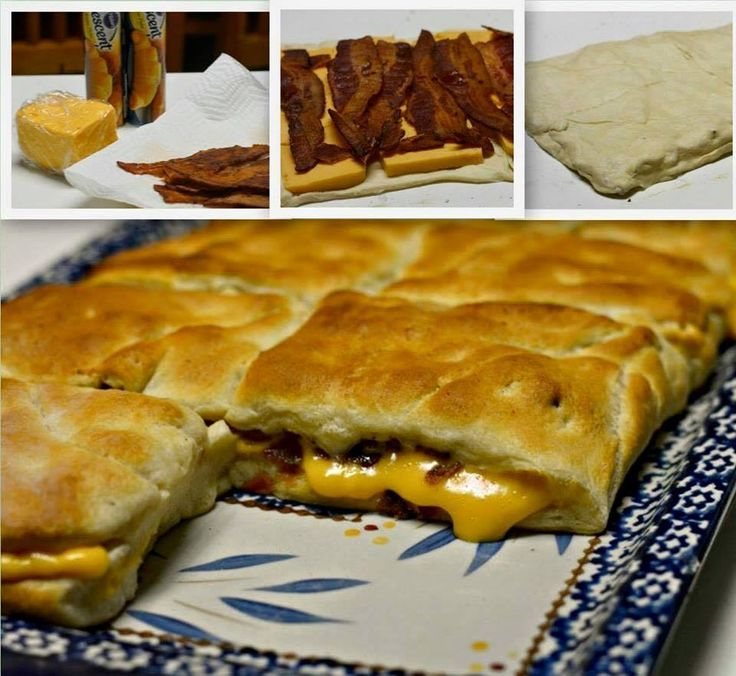 BACON CHEESE BISCUITS :http://recipescool.com/bacon-cheese-biscuits/