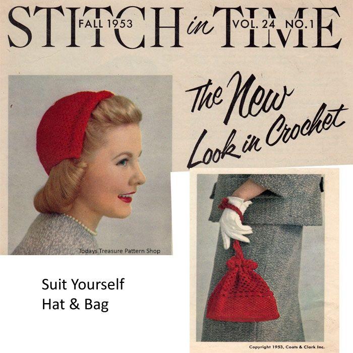 228 besten Crochet a Hat for Fun Bilder auf Pinterest | Stricken ...