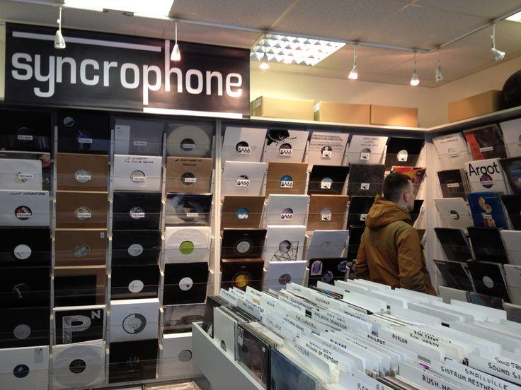 Syncrophone, Paris, France
