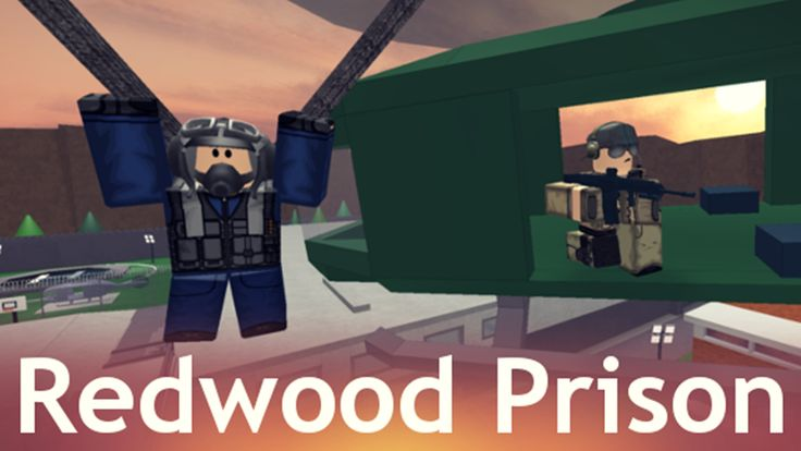 Redwood Prison - ROBLOX