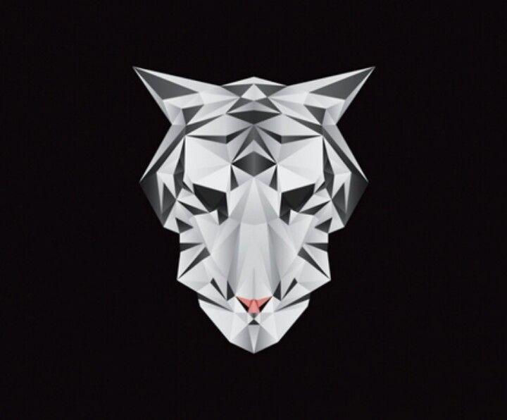 Awesome geometric animal design