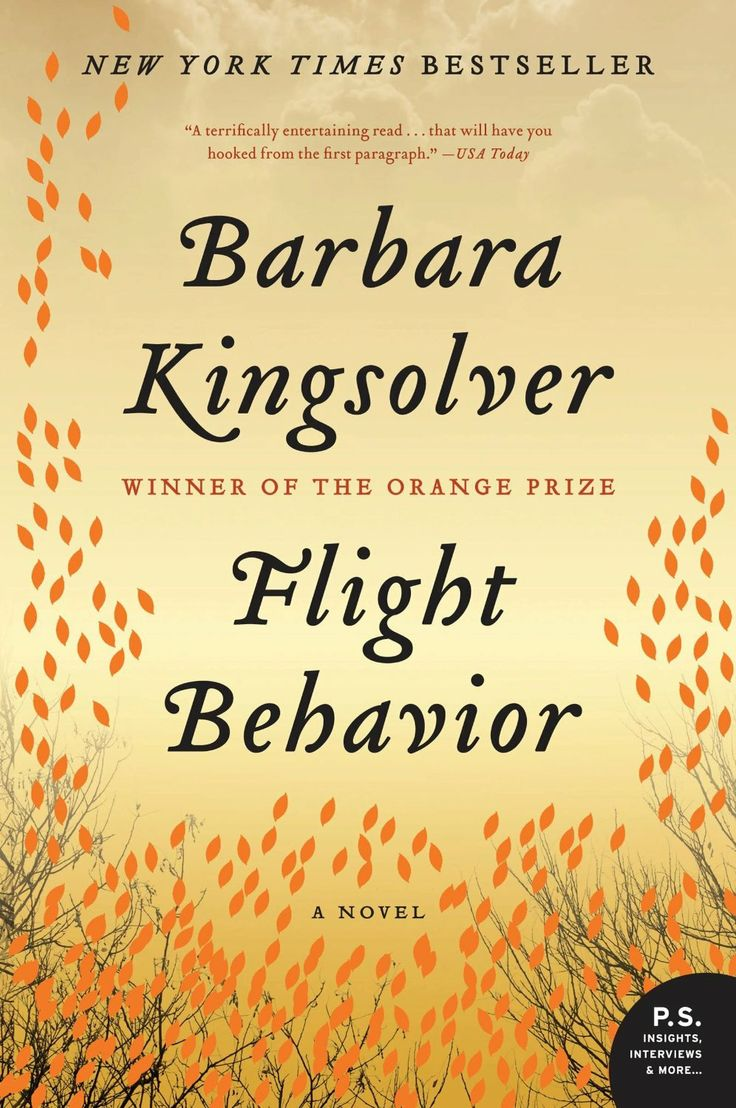 Flight Behavior: A Novel: Barbara Kingsolver: 9780062124272