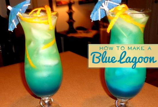 Blue LagoonBlue Curacao, Yummy Drinks, Amanda Morrison, Blue Lagoon Thes, Blue Drinks, Lagoon Drinks, Drink Recipes, Christopher Atkins, Drinks Recipe