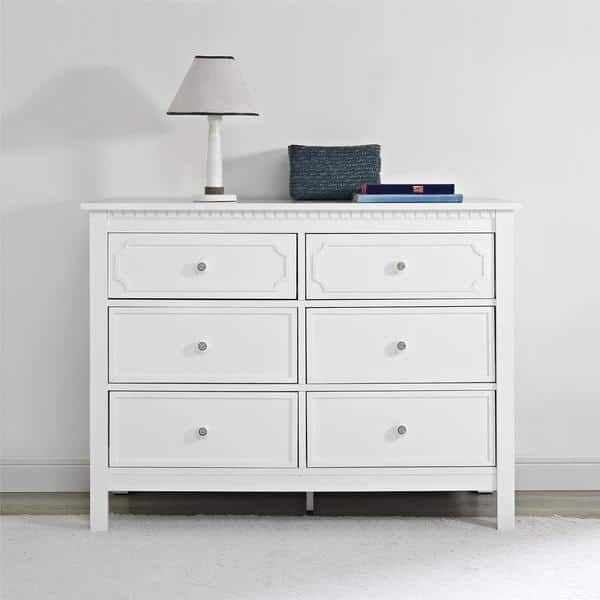 Die besten 25+ White 6 drawer dresser Ideen auf Pinterest Ikea - schlafzimmer kommode weiß