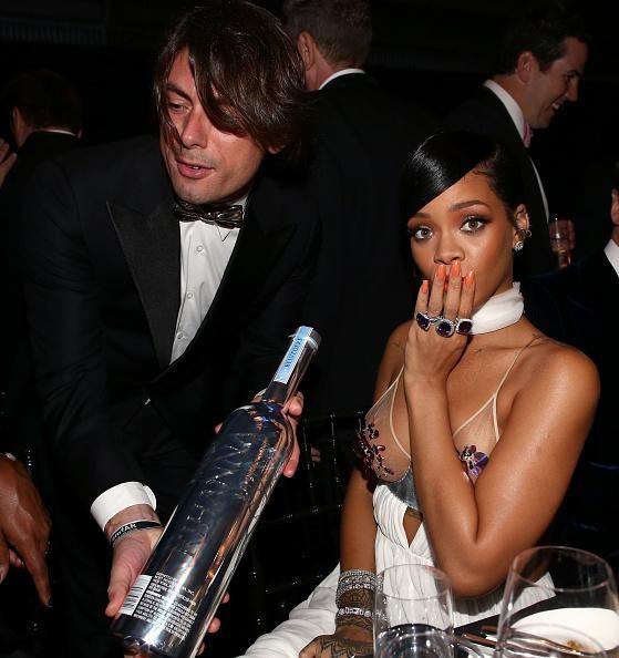 Belvedere is a favourite Vodka of music stars including Rihanna and Grace Jones. #BelvedereVodka #Rihanna #GraceJones