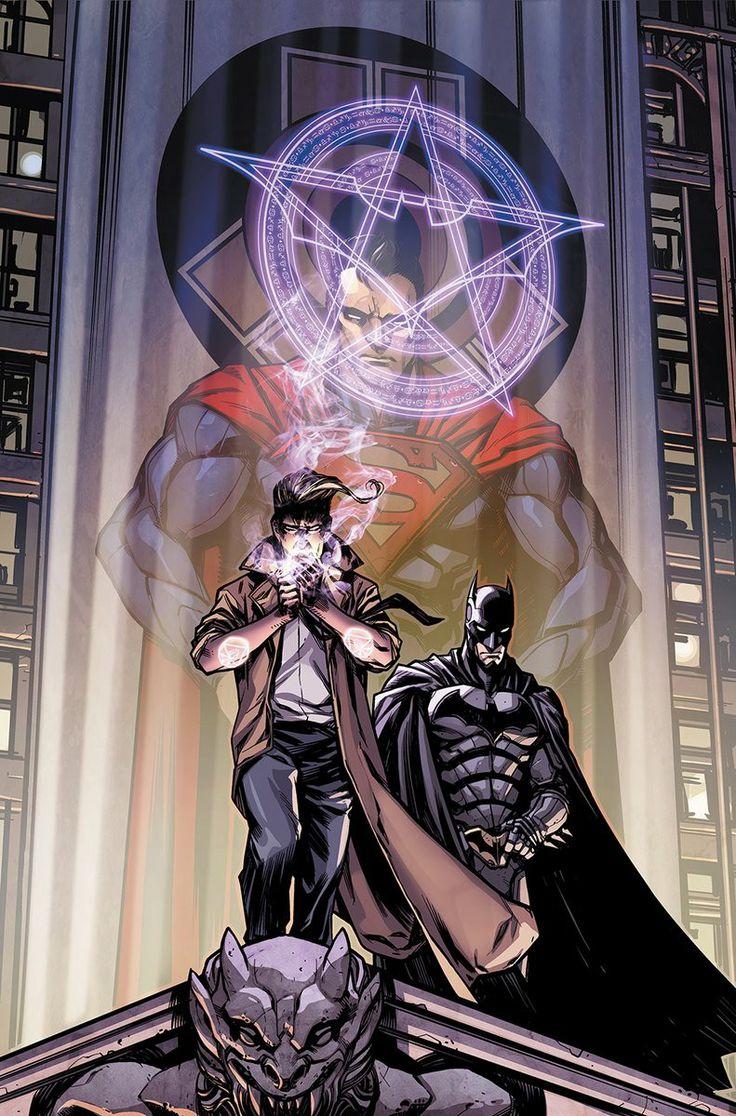 John and the Bat
