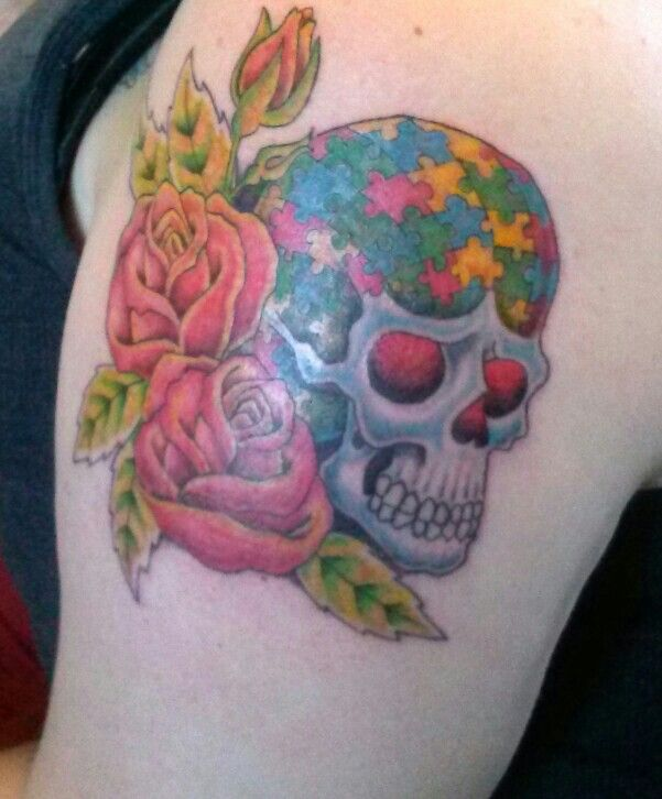 Autism Quotes For Tattoos Quotesgram: 370 Best Images About Tattoos Autism Related On Pinterest