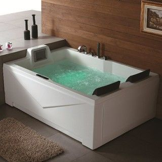 Aquapeutics Putnam Whirlpool Tub Should Be High On Your List Of Bathtub  Plans. Our Innovative