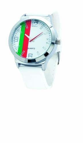 Reloj Enki: Reloj publicitario con bandera de selección de fútbol, original, oferta. #articulopublicitario #regalospublicitarios # articulosmerchandising