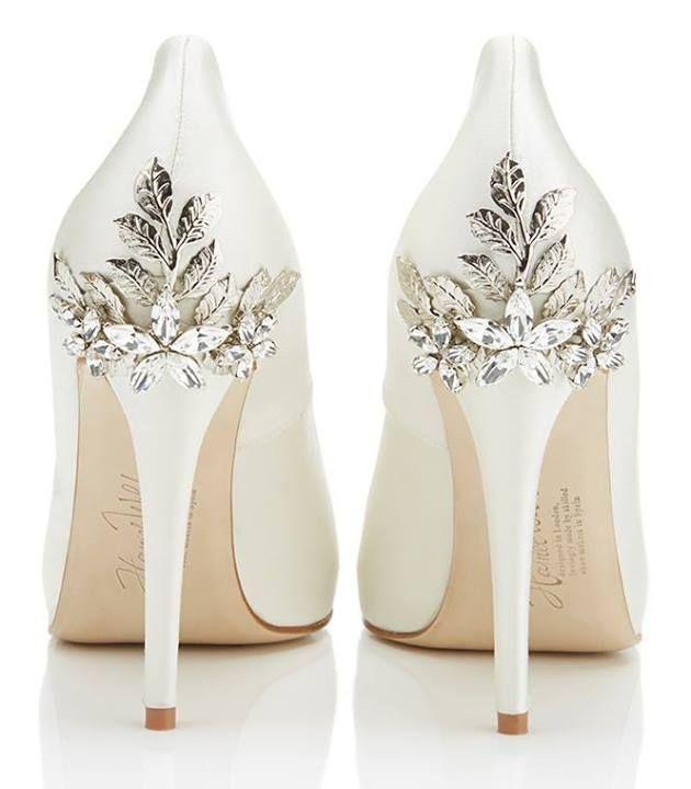 Bridal Shoes With Swarovski Stones Atelierivoirebg