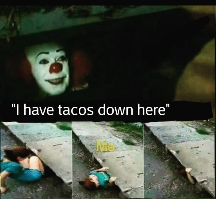 The 25 Best 'IT' Sewer Clown Memes | Inverse