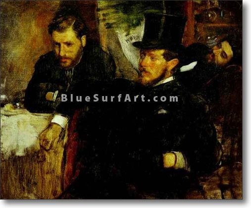 Jeantaud, Linet and Laine - £124.99 : Canvas Art, Oil Painting Reproduction, Art Commission, Pop Art, Canvas Painting