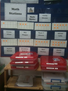 """Math stations, etc.  Lots of ideas on this """"Math Coach"""" website.: Grade Math, Math Center, Ten Frames, Math Coach, Teacher Blog, Math Ideas, Math Stations, Math Workstation, Math Workshop"""