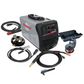 Smarter Tools 240-Volt Mig Flux-Cored Wire Feed Welder Inmig-185Id