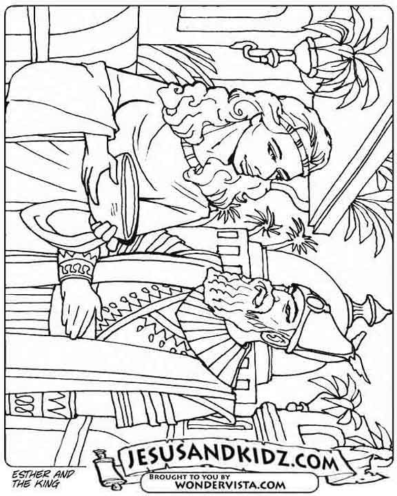 94 best bible ot: esther images on pinterest | queen esther, bible ... - Esther Bible Story Coloring Pages