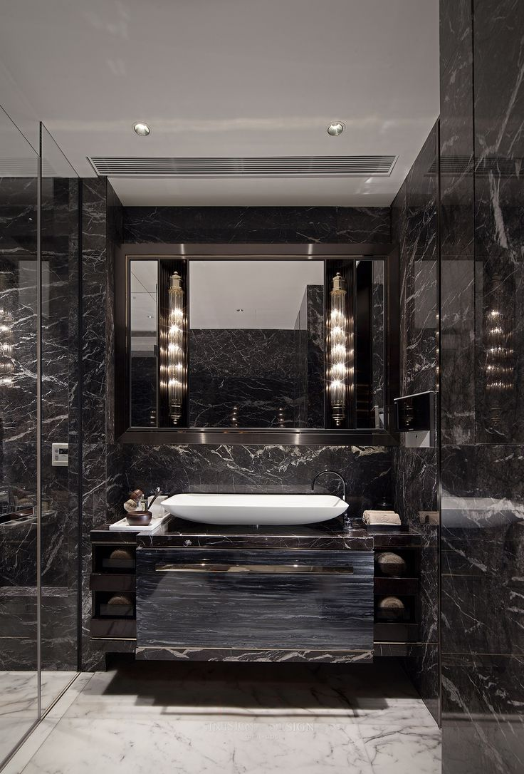 Black Luxury Modern Bathroom best 25+ luxury bathrooms ideas on pinterest | luxurious bathrooms