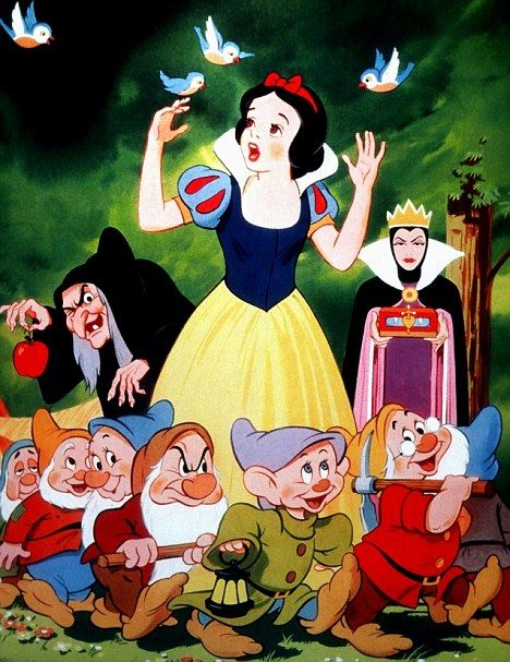 Hot Disney Princess Snow White | ... own wife thought people wouldn't like Snow White and the Seven Dwarfs