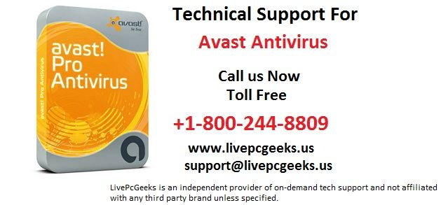 Need Technical #Support For #Avast #Antivirus  Call: +1-800-244-8809