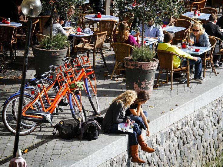 Amsterdam - Drømmer du om et snev av vår og storby?