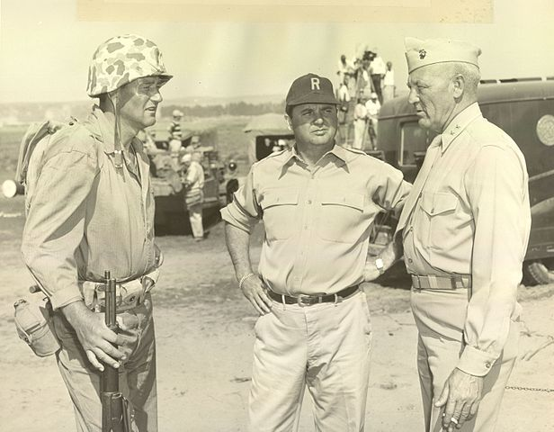 Contracts, Love Woes Kept Film Hero John Wayne Out of World War II, Article Says  - http://www.warhistoryonline.com/war-articles/contracts-love-woes-film-hero-john-wayne-world-war-ii-article.html
