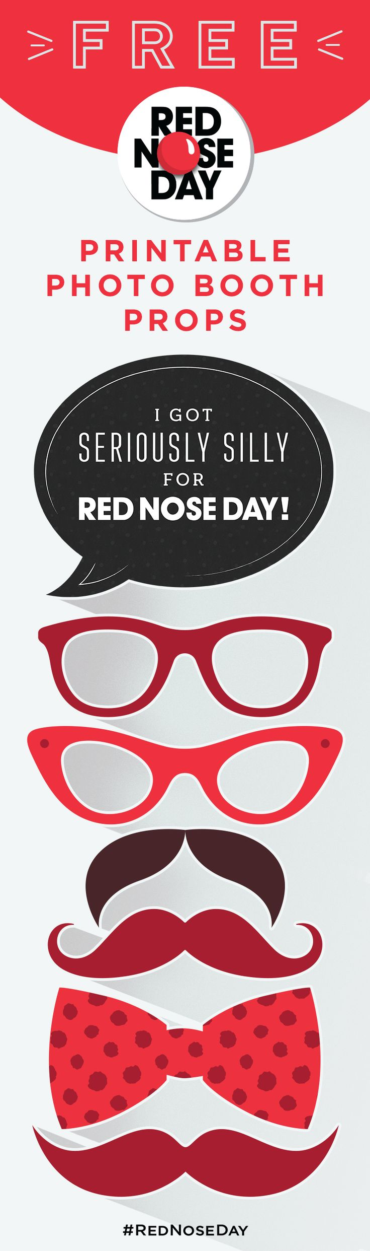 best Red Nose Day images on Pinterest Red nose day Fundraising
