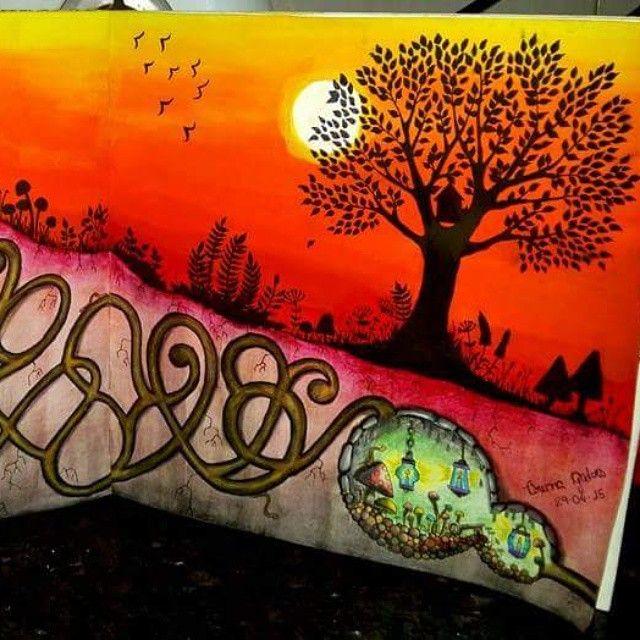 Secret Garden Enchanted Forest Scontentcdninstagram Hphotos Xaf1 T51
