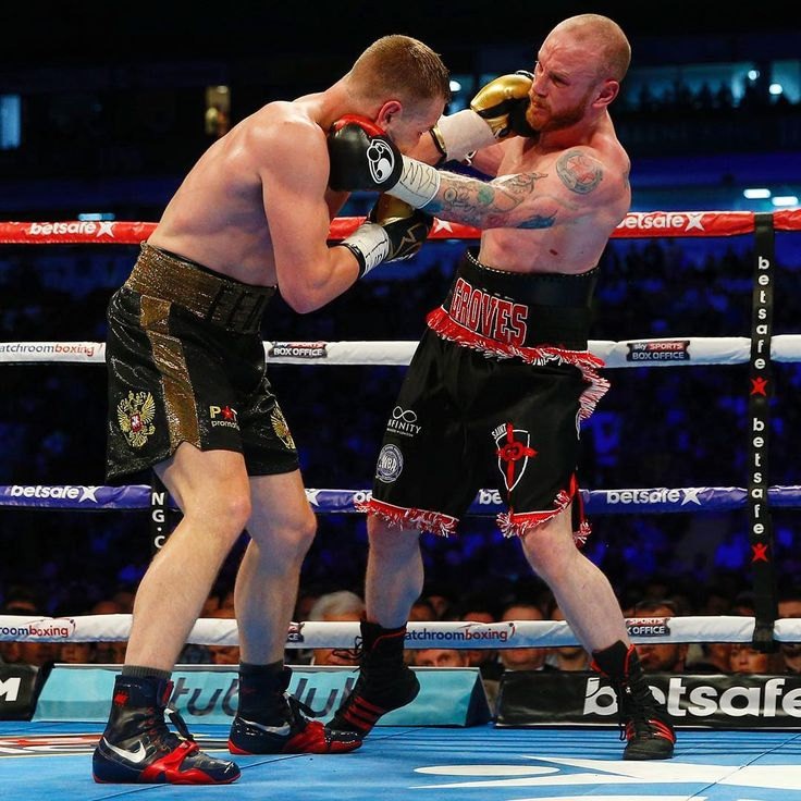 George Groves is a world champion! – halts Chudinov 👉🏻LINK IN BIO🔝 http://www.boxingnewsonline.net/boxing-results-last-week-highlights/  #boxing #BoxingNews #BrookSpence