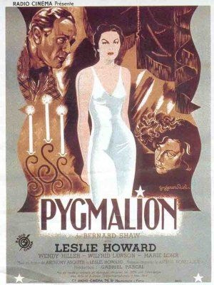 pygmalion vs my fair lady 1 See julie andrews' debut as eliza doolittle in my fair lady  the adaptation of  george bernard shaw's 1913 play pygmalion would go on to.
