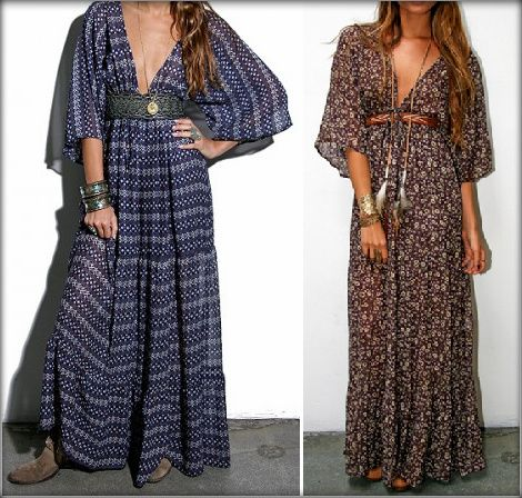 Bohemian and Hippie Style « Category | © Boho-chic