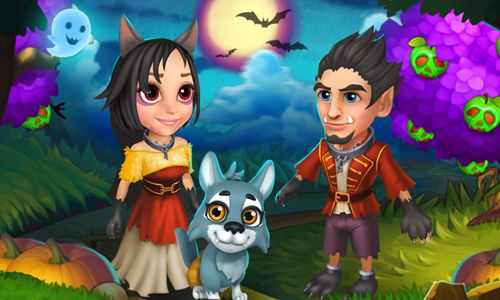 Win the Best Halloween Costume Reward at every party with this Werewolf Outfit for him and her! (Extra points for the matching couple costume!) #royalstorygame