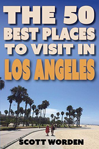 "Today our guest is Scott Worden from Monterey Park, California. Currently, he lives in Soul, South Korea and beside his teaching job he enjoys writing travel books. We have conducted an interview with him about his book ""The 50 Best Places to Visit in Los Angeles""."