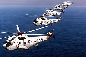 11 March 1959 First flight of the Sikorsky SH-3 Sea King helicopter #flighttest