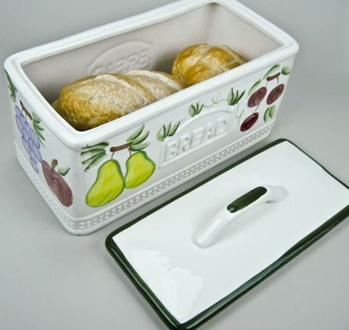 Bed Bath And Beyond Bread Box 361 Best Bread Boxes Images On Pinterest  Bread Boxes Cake Carrier