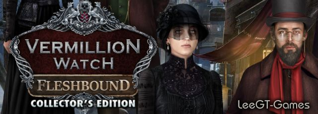 LeeGT-Games: Vermillion Watch 2: Fleshbound Collector's Edition...
