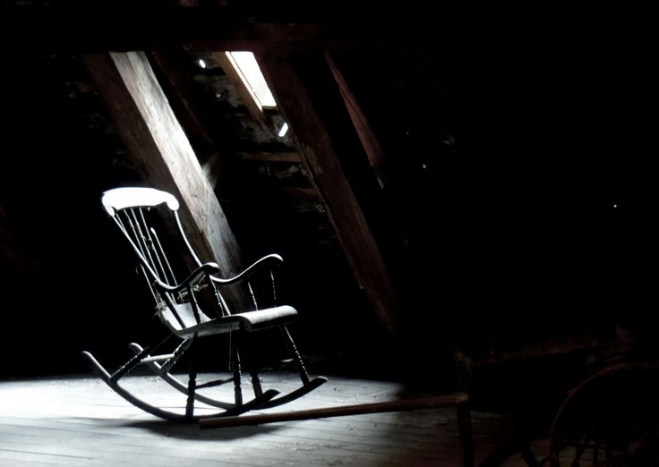 Chair in Copenhagen (Denmark)