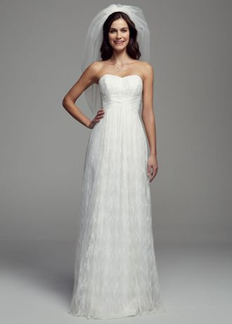 Amazing Look like a goddess in this breathtaking beautiful wedding dress Sample Sale gowns are only
