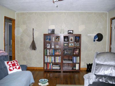 До и после...: Переделка книжного шкафа
