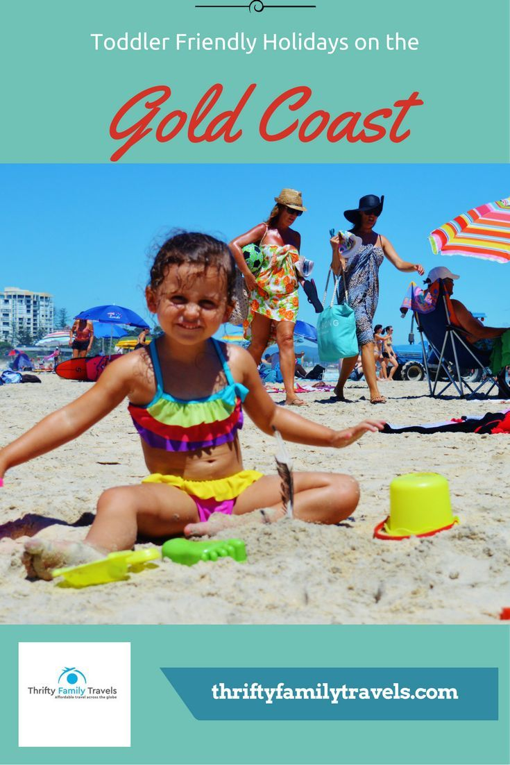 Recommendations for hotels and locations for family friendly holidays on the Gold Coast, Queensland Australia.