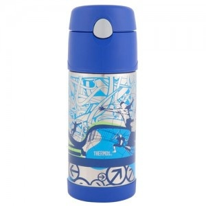Thermos Funtainer 355ml Drink Bottle - Action
