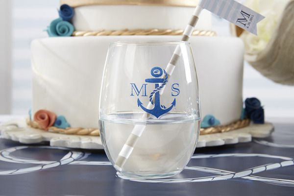 Kate Aspen nautical wedding collection + GIVEAWAY!  http://www.stylemepretty.com/2014/06/24/kate-aspen-wedding-collection-a-giveaway/