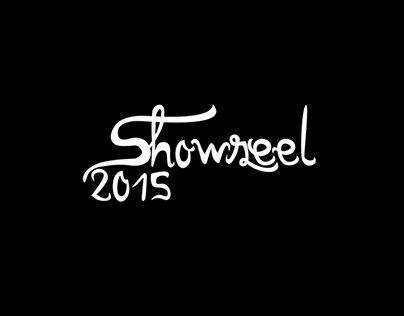"""Check out new work on my @Behance portfolio: """"Showreel 2015"""" http://on.be.net/1H89Msu"""