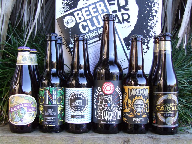 October Beer Club pack, come join us! https://www.beercellar.co.nz/Beer-Club/ @BootlegBrewery_ @LakemanBrewing @newnewnewnz @raglanbrewingco
