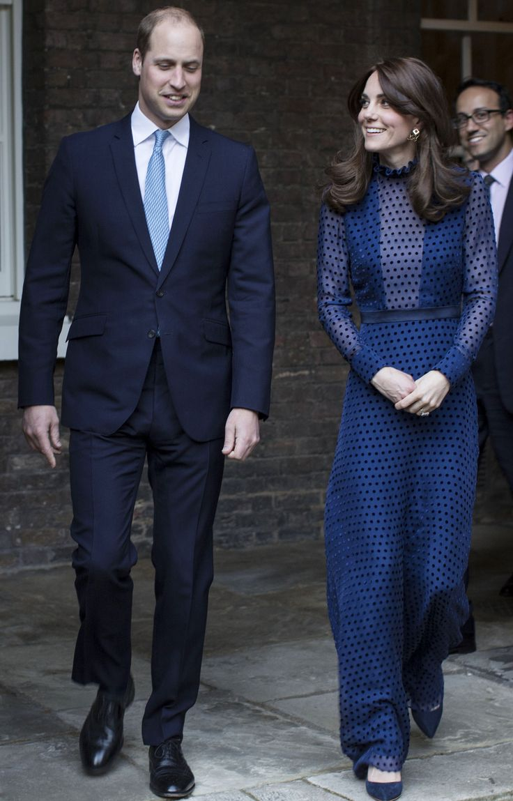 Kate Middleton Stuns in a Gown by Indian Designer Saloni Ahead of Her Milestone Trip from InStyle.com