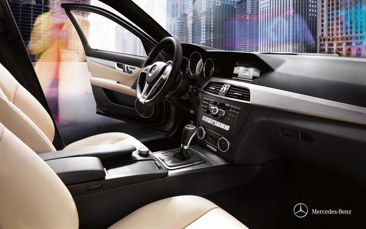 Mercedes-Benz C-Class Wagon. Fuel consumption combined: 12,2-4,3 l/100km, CO2 emissions combined: 285-114 g/km.  #MBCars