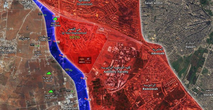 #Aleppo #Syria situation