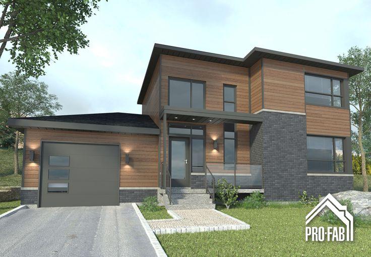 Pro-Fab | Modular, manufactured, prefabricated home builder | Exelsa model