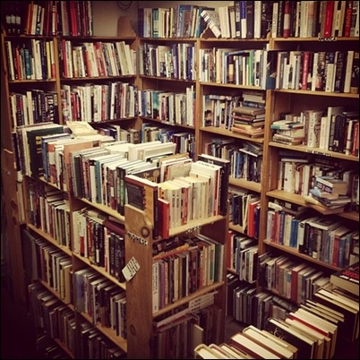 """A library is like an island in the middle  of a vast sea of ignorance,  particularly if the library is very tall  and the surrounding area has been flooded.""  - Lemony Snicket"