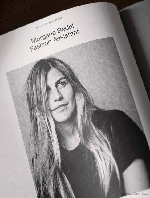 Morgane Bedel, style story, Paris / Garance Doré