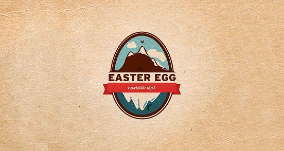 Easter Egg | Logo Design | The Design Inspiration